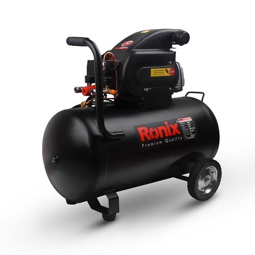 کمپرسور باد رونیکس 80 لیتری Ronix RC-8010 - یک توبره 1