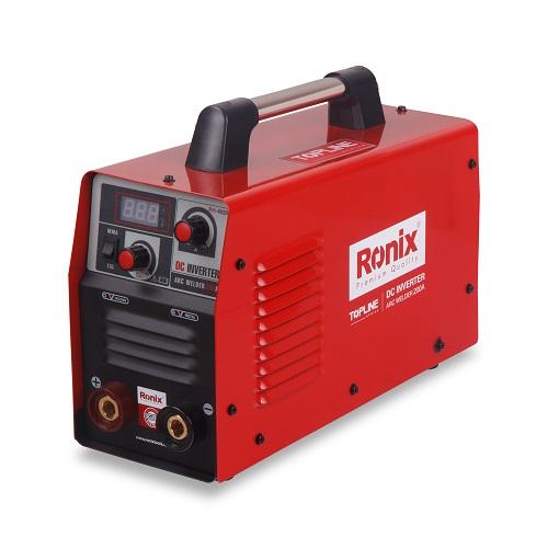 اینورتر جوشکاری رونیکس 200 آمپر Ronix RH-4620 - یک توبره 1