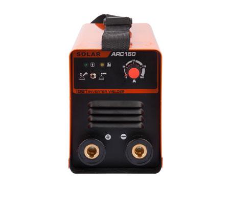 اینورتر جوشکاری سولار 160 آمپر Solar ARC160 - J6501 - یک توبره
