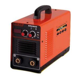 اینورتر جوشکاری سولار 200 آمپر Solar ARC200 - J76 - یک توبره 3