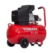 کمپرسور باد توسن 50 لیتری Tosan 7050AC - یک توبره