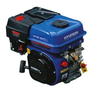 موتور تک بنزینی هیوندای 7 اسب بخار HYUNDAI H170-GE - یک توبره