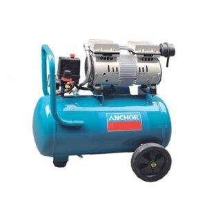 کمپرسور باد بی صدا آنکور 30 لیتری Anchor TM30 - یک توبره