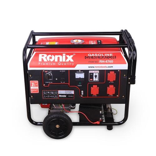 موتور برق رونیکس 6000 وات Ronix RH-4760 - یک توبره